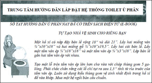 Humanure Compost Manual Vietnamese Translation