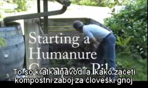 Slovenian Humanure Video Clips